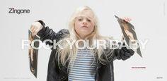 Ginevra Rocks the World! Nuovi Arrivi P/E per Stella McCartney. ADV Campaign New Arrivals S/S 2012. Come and find us! Zingone.it