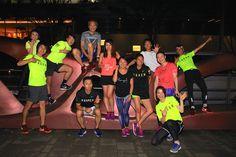 Nike+ Run Club LOCAL RUN 2016/06/21 20:04- [33]