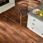 Pergo outlast vintage pewter oak 10 mm thick x 7 1 2 in for Dupont real touch elite laminate flooring