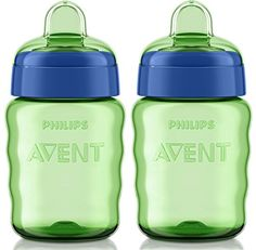 Philips AVENT 2 Pack My Easy Sippy Cup 9 Ounce Green >>> Read more  at the image link.Note:It is affiliate link to Amazon.