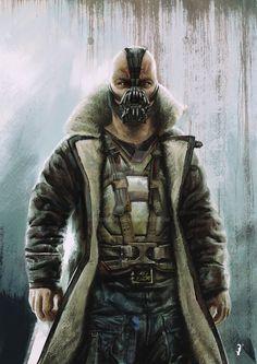 Bane by ISignRob.deviantart.com on @DeviantArt