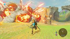 The Legend of Zelda™: Breath of the Wild screenshot 8