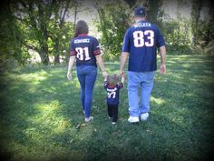 #patriots The New England Patriots posted Kevin, Kenzie and I on Pinterest! :)