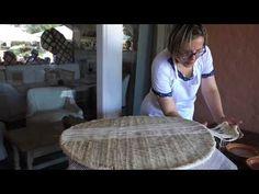 Making Filindeu Pasta in Sardina
