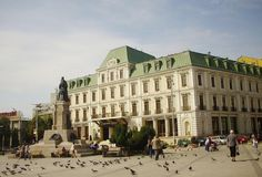 "Search Results for ""iasi"" – Romania Dacia Union Square, Moldova, Romania, Castle, Louvre, Street View, Mansions, Architecture, House Styles"