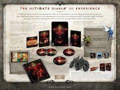 Diablo 3 Collector's Edition, Detailed
