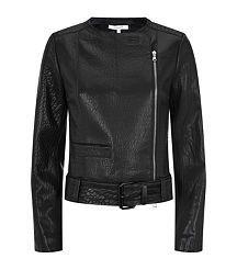 Carven learher jacket
