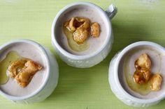 Truffled Hazelnut and Potato Soup (Haselnusssuppe)