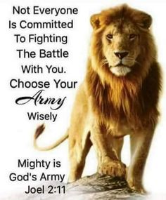 Grateful to Have God On My Side To Fight My Battles For Me! Thank You Lord For You Grace And Mercy and Your Overwhelming Peace! Bible Verses Quotes, Bible Scriptures, Faith Quotes, Lion Bible Verse, Forgiveness Quotes, Biblical Quotes, Lion Of Judah Jesus, Lion Quotes, Christian Warrior