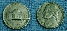 1974D five cent