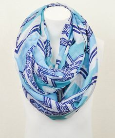 This+trend-right+infinity+scarf+is+just+the+thing+to+spruce+up+any+ho-hum+outfit.+A+stylish+zigzag+pattern+and+fresh+color+meet+lightweight+construction+for+a+true+everyday+accessory.