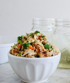Lunch bowl recipes