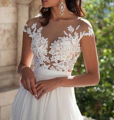 White Mermaid Prom Dresses, Appliques Prom dresses, Side Split Prom Dresses, Cap Sleeve Prom Dresses, Zipper Prom Dresses, TYP0185