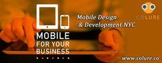 Mobile design & development NYC Mobile Design, Mobile Application, Design Development, Digital Marketing, Nyc, Business