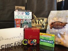 Bliss Weddings & Events Blog: Chicago Welcome Bags | The Bliss ...