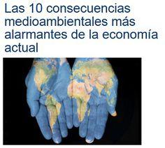 Los Desafíos Globales: El Medioambiente.