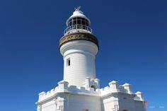 Byron Bay Lighthouse, NSW, Australia