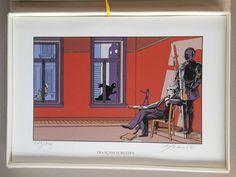 Jacobs, E. P. - Portfolio Blake et Mortimer - La Marque Jaune 1953-1993 (1993) - W.B.