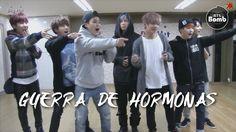 LO QUE NO SE VIO EN EL DANCE PRACTICE DE WAR OF HORMONE (호르몬 전쟁) [BTS ON...