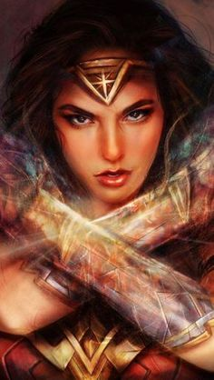 Wonder Woman Art Face iPhone Wallpaper Source by izabellabeaka Wonder Woman Fan Art, Gal Gadot Wonder Woman, Wonder Woman Funny, Wonder Woman Drawing, Wonder Woman Quotes, Cartoon Wallpaper, Wander Woman, Arte Dc Comics, Comic Movies