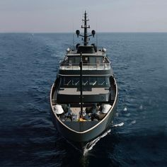 M/Y MAÌN (65 mt)  #Codecasa #codecasayachts #maìn #yacht #superyacht #megayacht #custom #luxury #yachts by codecasayachtsofficial