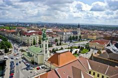 IMAGINI SUPERBE! Un oras din Romania, proaspat renovat, RIVALIZEAZA cu Barcelona sau…