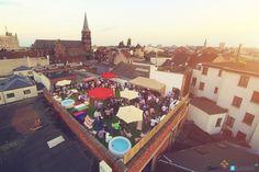 Foto's van de #kloutparty van de #SocialMedia Club Antwerpen in de #Kube8 door www.devia.be en www.lookit.be