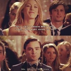 """31 Times """"Gossip Girl"""" Made You Cry, And Cry, And Cry #ChairGossipGirl Tv Quotes, Movie Quotes, Best Quotes, Netflix Quotes, Boy Meets World, Gilmore Girls, Gossip Girl Chuck, Gossip Girls, Gossip Girl Season 2"""