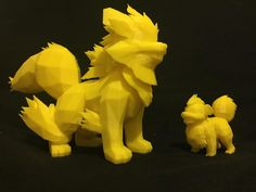 Something we liked from Instagram! We can't wait to get to 3D printing Growlithe and Arcanine! Which Pokemon do you want to see the most? #pokemon #gosu #arcanine #growlithe #pokemonmaster #nintendo #gameboy #gamer #3D #3Dprint #3dprinter #3dprinting by gosu3dprinting check us out: http://bit.ly/1KyLetq