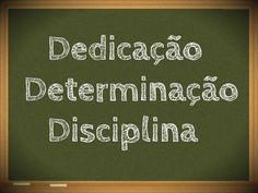 Para haver disciplina, é necessária primeiramente uma meta. Com essa meta definida, posso traçar os planos para atingi-la. No entanto, posso ter planos mirabolantes ou até bem simples, se não tiver…