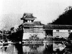 宇和島城 黒門矢倉