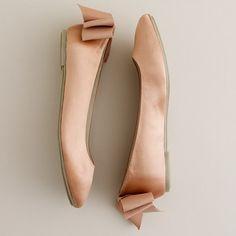Girls' petite belle ballet flats//