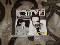 *25-CENT CD* Duke Ellington Orchestra: The Jazz Collector Edition (CD, Oct-1991 #BigBandSwing