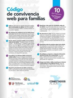 Código de convivencia web para familias│@ConVosenlaWeb   Educacion, ecologia y TIC   Scoop.it