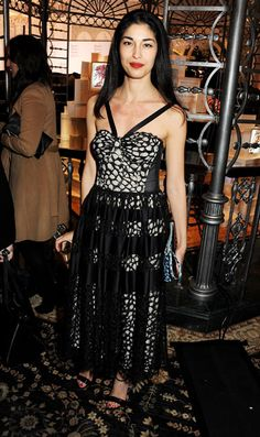 Celebrity and Fashion Photos - Party Pictures from the British Fashion Awards and Unicef Snowflake Ball - Harper's BAZAAR