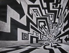Eye-catching Abstract Sketches