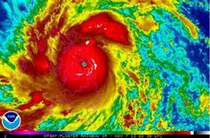 In the Eye of the Storm. An interactive article for students about hurricanes.