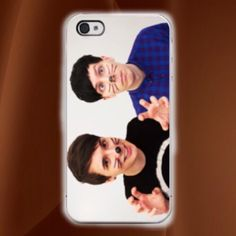 """DAN AND PHIL WHISKERS IPHONE 5c 5/5s 6/6s 6/6s+ This a iPhone 5c 5/5s 6/6s 6/6s Plus phone case. It is made of durable hard plastic. Easy snap-on design for a lightweight feel and great phone protection. PLEASE SPECIFY WHAT SIZE CASE.  CafeCases- """"Where cases tell a story..."""" Apple Accessories Phone Cases"""
