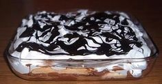 Ajánld ismerőseidnek!                                                                                                                ... Torte Cake, Death By Chocolate, Sweet And Salty, Cake Cookies, Yummy Cakes, Tiramisu, Cake Recipes, Food And Drink, Pudding