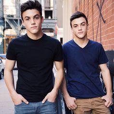 The Dolan Twins  Photo Shoot