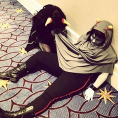 The Disciple and The Signless from Homestuck, Katsucon 2015