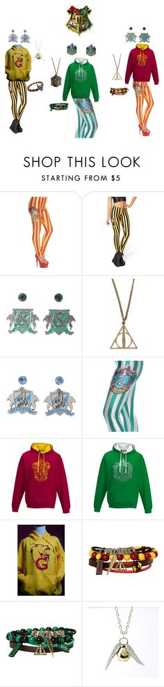 """""""Harry potter"""" by pinkwidow123 ❤ liked on Polyvore"""