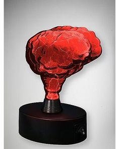 Brain Electra Lamp - Spencer's