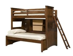 Legacy Classic Kids Dawson's Ridge Twin over Twin Bunk Bed w/ Bedside Bookcase Legacy Classic Kids http://www.amazon.com/dp/B009YQ9JEY/ref=cm_sw_r_pi_dp_O0x6vb1963ZXV