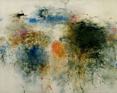 Anne Raymond, abstract, painting