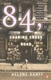 84, Charing Cross Road by Helene Hanff. A charming and heart-warming account where the love of books shines through the pages.