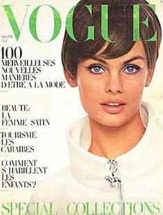 Jean Shrimpton, Vogue Paris, March, 1967.