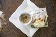 1. Ancient Grain (oats quinoa & amaranth flakes.  A nutritionist's pick!)