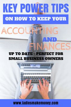 Key power tips on how to keep your accounting and finances up to date. Financial tips for bloggers than earn an income with their blog. Income report strategies every blogger must follow. How to make money blogging the right way. Making money online. Financial tips to keep in mind. #financetips #moneymakingtips