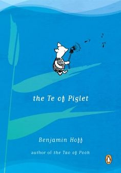 I've been reading The Te of Piglet by Benajmin Hoff since I've been back in Utah.